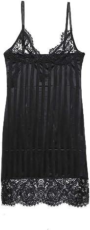 Lingerie Dress Fashion Women Lingerie Ladies Nightwear Sleepwear Slip Dress Lingerie Bodysuit