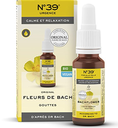 Bachblüten Notfall No. 39 Tropfen, 20 ml