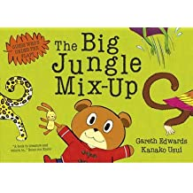 [ THE BIG JUNGLE MIX-UP ] By Edwards, Gareth ( AUTHOR ) Feb-2013[ Paperback ]