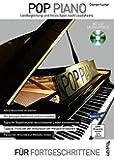 Pop Piano - Liedbegleitung und freies Spiel nach Leadsheets - Lehrbuch mit CD+ (Audio/Video) - Akkordsymbole verstehen, Begleitmuster entwickeln