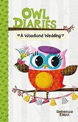 A Woodland Wedding (Owl Diaries)