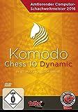 Komodo 10 dynamic - Der Computer-Schachweltmeister - [PC]