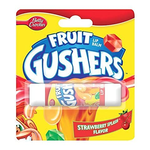 Boston America Fruit Gushers Strawberry Splash Lip Balm by Boston