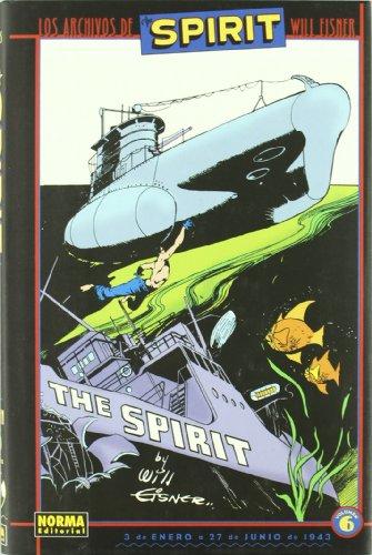 Los archivos de 6 The Spirit/ The Spirit Archives Cover Image