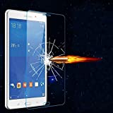 ELICA For Samsung Galaxy Tab 4 7.0 T230/T231 - Toughened Tempered Glass Screen Guard Protector For Samsung Galaxy Tab 4 7.0 T230/T231