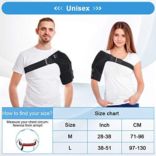 Zoom IMG-1 doact cuscinetto riscaldante per spalla