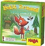HABA 302798 - Petit Renard Vétérinaire...