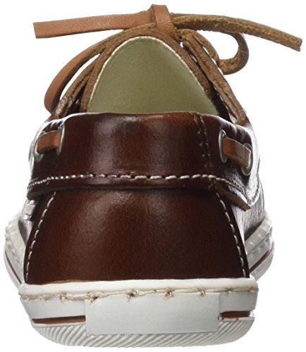 Pablosky 121590, Chaussures de Navigation Garçon Marron