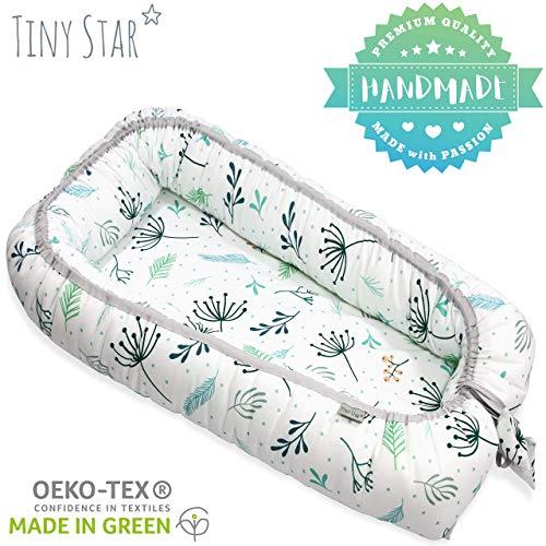 TINY STAR: Letto Riduttore Culla Neonato Multifunzionale Portatile Viaggio Baby Nest 0-8 m