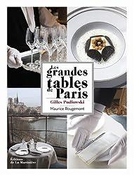 Les grandes tables de Paris