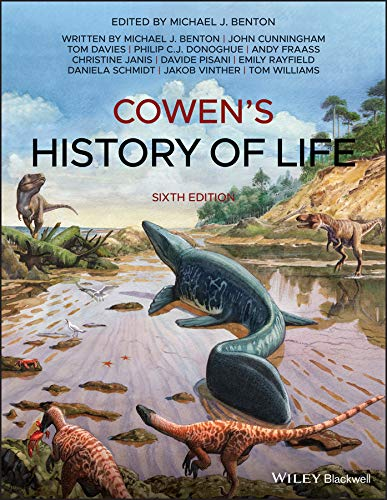 Cowen's History of Life (English Edition)