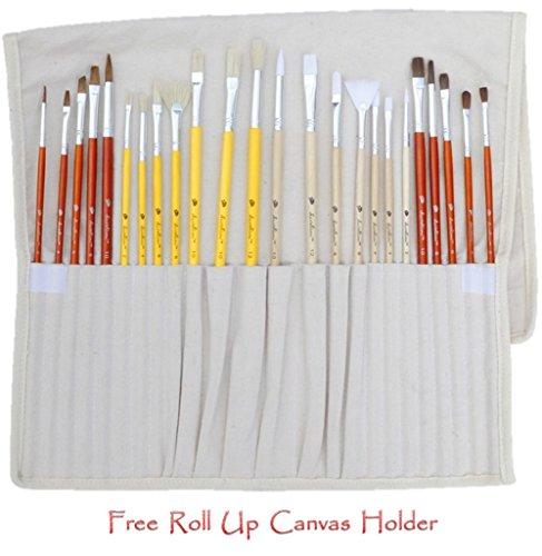 daveliou-paint-brushes-24-brush-set-free-holder-4-hair-5-head-shape-oil-acrylic-watercolour