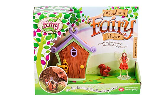 My Fairy Garden Woodland Fairy Door Toy (Multi-Colour) by My Fairy Garden