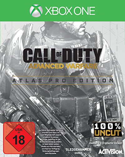 Call of Duty: Advanced Warfare - Atlas Pro Edition - [Xbox One] (Xbox One Advanced Warfare)