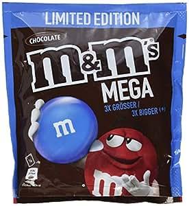 M&M´s MEGA Chocolate - Limited Edition, 5 Beutel (5 x 270 g)