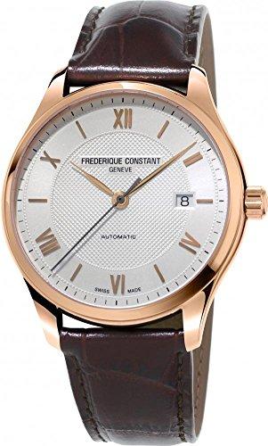 Frederique Constant Geneve Classic Index FC-303MV5B4 Reloj Automático para hombres Legibilidad Excelente