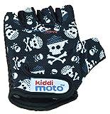Kiddimoto - Gants Vélo pour Enfant de 2 à 8 ans, parfaits pour les Sports de Plein air, le Cyclisme, la Trottinette