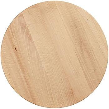 pizza teller 40 cm holzteller anrichteplatte tortenteller holz teller k che haushalt. Black Bedroom Furniture Sets. Home Design Ideas