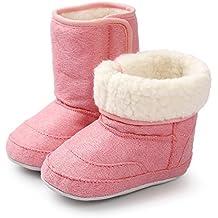 886880dc446 Matt Keely Bebé Niño Niña Botas de nieve Niñito Calentar Zapatos de invierno