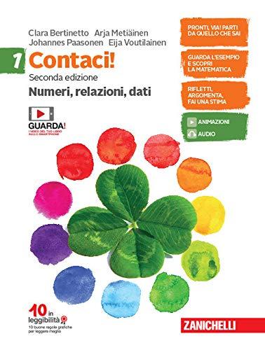 Contaci! con tavole numeriche. per la scuola media. con e-book. con espansione online: 1