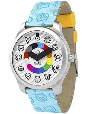 twistiti–Zeigt Kinder pädagogische Tiere ab 3Jahre–Armband blau