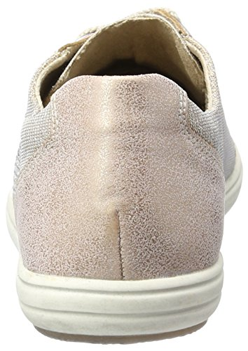 Remonte D9105 42, Baskets mode femme Rose (Rose/lightrose / 31)
