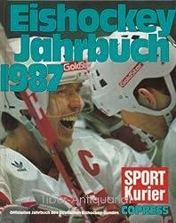 Eishockey-Jahrbuch 1987: Offizielles Jahrbuch des Deutschen Eishockey-Bundes