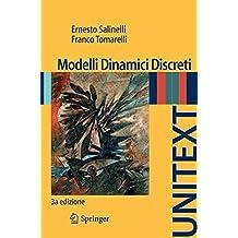Modelli Dinamici Discreti (UNITEXT, Band 71)