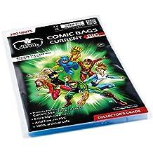 """Ultimate Guard """"Big"""" Comic Sacs (courant, Transparent)"""