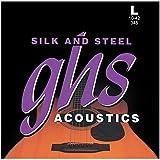 GHS SAS 345Silk/Steel String Light
