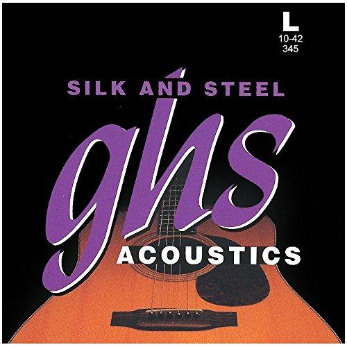 ghs SAS 345 Silk/Steel String Light
