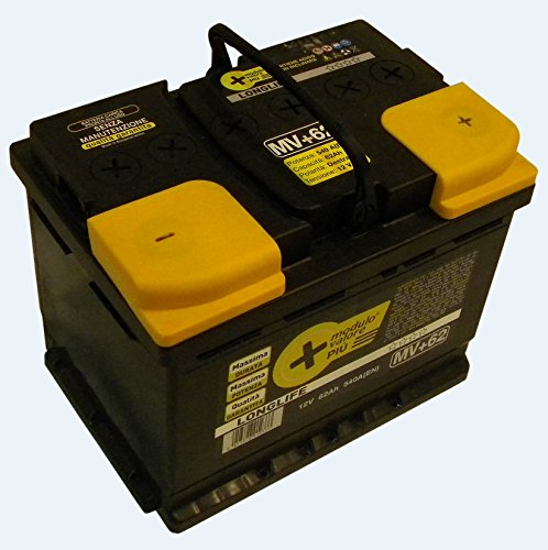 BATTERIA AUTO POWER 62AH(URSUS 60) 1 PZ