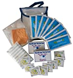 Public Toilet Survival Kit 42 piece (minimum 8x Visits ) No Gimmicks, The Real Thing from KitPacks