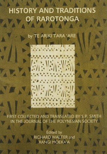 history-and-traditions-of-rarotonga-memoirs-of-the-polynesian-society