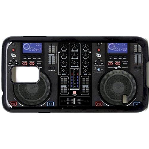 Galaxy S5 technics DJ Turntable CDDJ Mixer Case