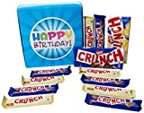 The Ultimate Nestle Crunch Chocolate Lovers Happy Birthday...