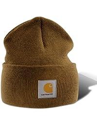 Amazon.es  Marrón - Gorros de punto   Sombreros y gorras  Ropa f3a88d7a689