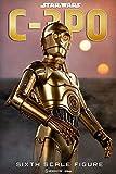 Star Wars: C-3PO | Deluxe-Figur (voll beweglich) | Sideshow | 1/6 (30 cm)
