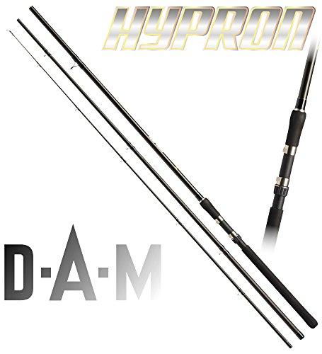 DAM Hypron MATCH 3.60m, 5-15g - Matchrute + 1 DAM Stirnlampe gratis
