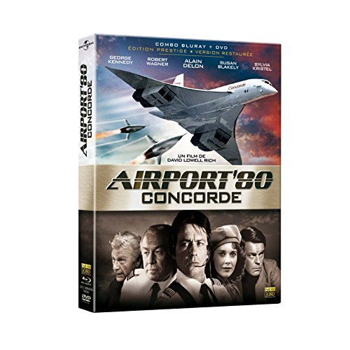 Airport 80' - concorde [Blu-ray] [FR Import]