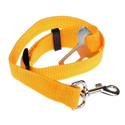 UEETEK 10pcs si/ège de voiture ceinture boucle chien chien v/éhicule ceinture de s/écurit/é harnais boucle