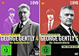 George Gently - Staffel 4+5 (6 DVDs)