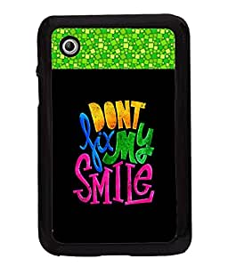 Printvisa 2D Printed Quotes Designer back case cover for Samsung Galaxy Tab 2 7.0 P3100 - D4340