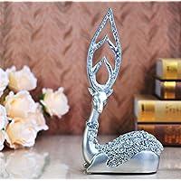 pengweicervatillo Continental regalo creativo entrada adornos artesanías salón , 2
