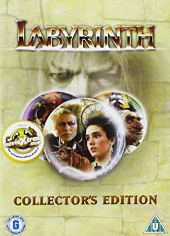 SONY PICTURES Labyrinth - Collectors Edition [DVD]