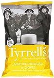 #4: Tyrrell's Crisps, Crisps, Mature Cheddar & Chive, 5.3 Ounce (1)