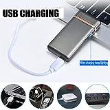 Feuerzeug USB-doppelte Elektrisch...
