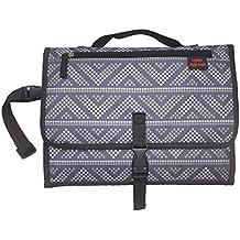 Calidad Premium–Cambiador portátil Kit para Viajes y Hogar