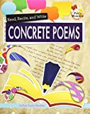 Concrete Poems (Poet's Workshop)