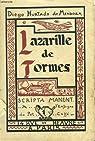 Aventures de Lazarille de Tormès par Hurtado de Mendoza